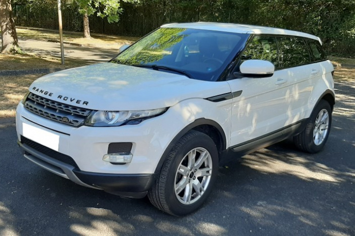 JAGUAR LAND ROVER LIMITED RANGE ROVER EVOQUE